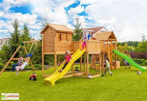 balancoire bois avec cabane avis aire de jeux balancoire comparatif test le