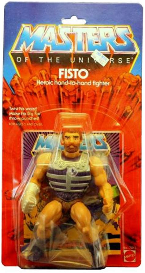 masters of the universe vintage card template fisto masters of the universe