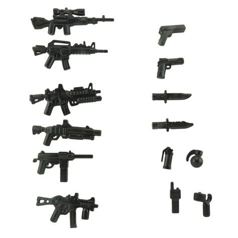 Lego Compatible Heavy Barrey Part Rifle lego guns images