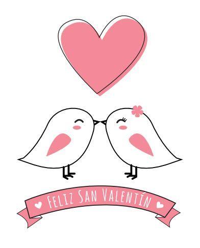 tarjetas valentines day tarjetas de san valent 237 n para imprimir s day