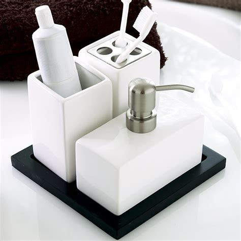 bathroom set accessories bathroom accessories sets bathroom accessories