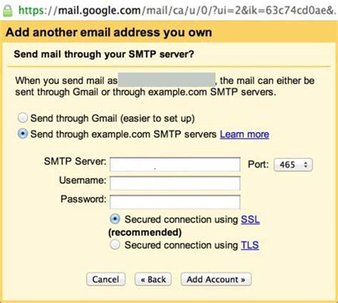 Smtp Lookup Email Address Use Gmail For Your Domain Email Perials