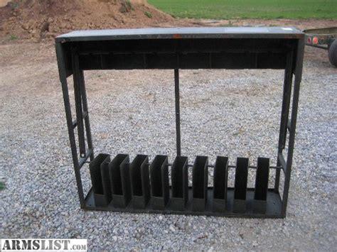 armslist for sale lockable gun rack spec