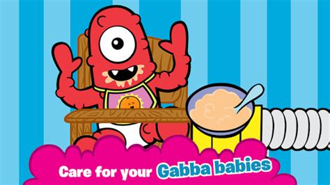 gabba gabba babies yo gabba gabba babies apk free education apps for android