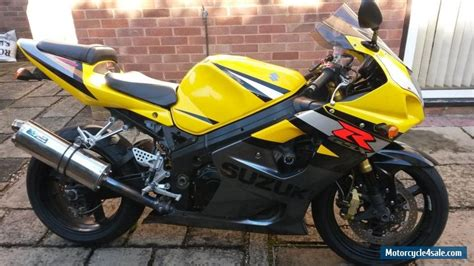 Suzuki Gsxr 1000 K4 For Sale 2004 Suzuki Gsxr For Sale In United Kingdom