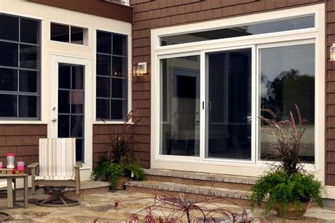 Hgtv Smart Home Sliding Patio Door Simonton Windows Doors Simonton Patio Door
