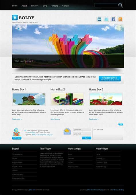 themes wordpress premium free download 65 best free responsive wordpress themes 2014 wpulti