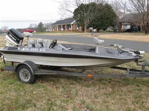 boat dealer la grange nc 1986 14 glasstream used boat for sale china grove nc on