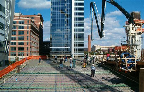 schuster concrete construction our experience project