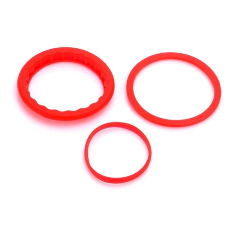 Sale Kenmaster Ring Seal Gas Isi 5pcs 5 Pcs authentic kangertech multicolored 5 pcs silicon seal ring for subtank