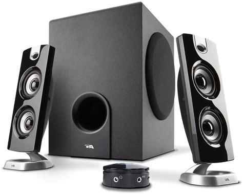 best computer speakers best computer speakers for 100 windows central