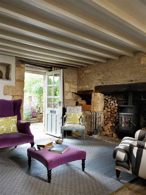Cotswold Interiors by Mullions Cotswolds Cottage Project Caroline Holdaway