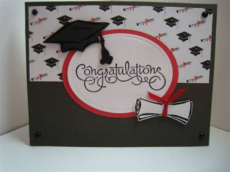 make a graduation card 17 best images about handmade graduation cards on