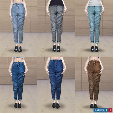 sims 4 cc boyfriend jeans sims 4 boyfriend jeans newhairstylesformen2014 com