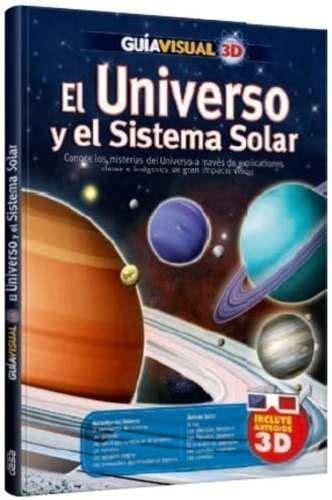 libro el universo en tus libro visual 3d el universo y el sistema solar con lentes 1 008 00 en mercado libre