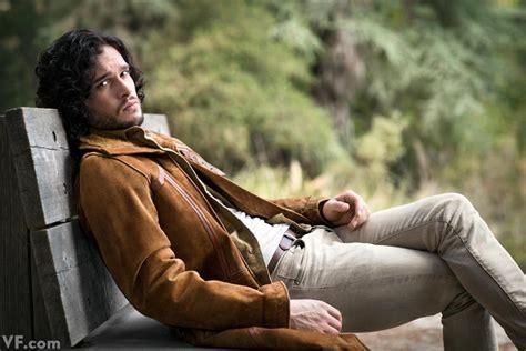 Of Thrones Vanity Fair by Actor Kit Harington On Season 4 Of Of Thrones