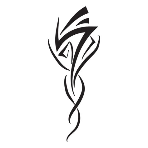 gambar tattoo png tribal pinstripes transparent png svg vector