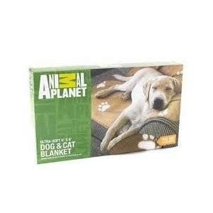 animal planet dog bed amazon com animal planet ultra soft dog cat blanket brown tan color may vary
