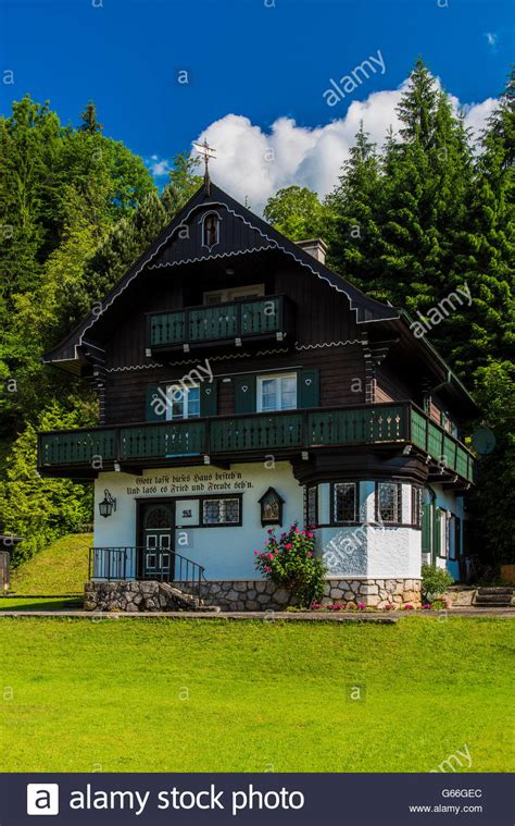 buy house in austria typical austrian house upper austria austria stock photo royalty free image