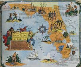 treasure maps florida treasure map of buried sunken treasure historical