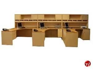 3 person desk the office leader peblo 3 person l shaped office desk