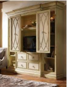 Tv Cabinet With Sliding Doors Entertainment Armoire With Doors Foter