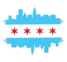 of chicago colors chicago flag chitown baby