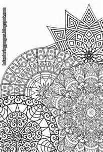 super detailed mandalas coloring pages coloring pages mandalas