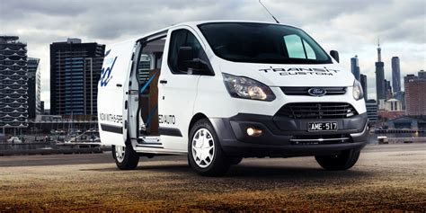 Ford Transit Reviews by 2017 Ford Transit Custom Automatic Review Photos Caradvice