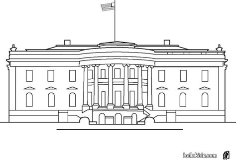 house coloring pages pinterest white house coloring page unit 5 american contributions