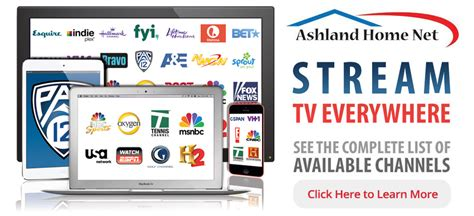ashland home net cable tv and phone service