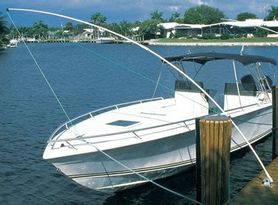 boat dock pole mooring whips for securing your boat made by taylor made