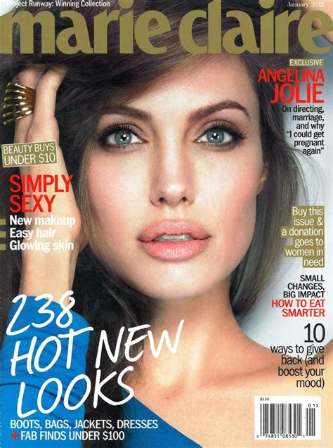 Marie Claire Magazine Sweepstakes - marie claire magazine subscription deal 1 year for 4 29