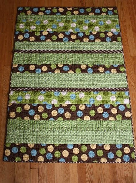 Baby Quilts Patterns Easy by Easy Baby Quilt Baby Stuff