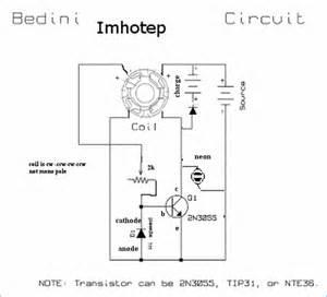 free energy bedini fan yapımı elektronik devreler projeler