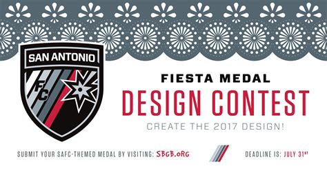 design contest com san antonio fc to host fiesta medal design contest the daily