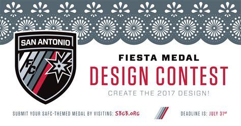 idea design contest san antonio fc to host fiesta medal design contest the daily