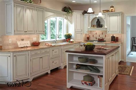 Country Kitchen Cabinets by White Cabinet Country Kitchens Deductour