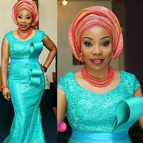 code lace asoebi styles aso ebi styles lovely combinations http www