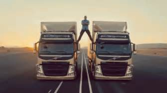 Volvo Split Commercial Song Jean Claude Damme S Volvo Split Is Amazing Awesomely