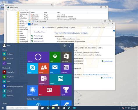 ver imagenes en windows 10 windows 10 201 stas son sus 250 ltimas novedades y cambios