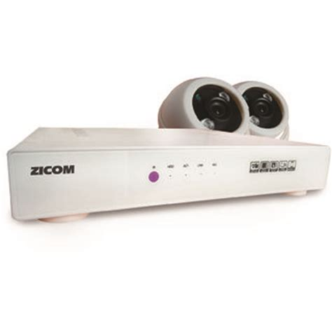 zicom do it yourself cctv surveillance kit