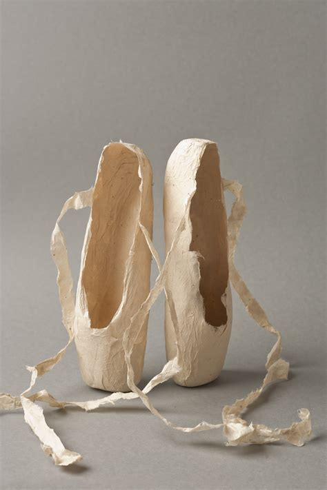 How To Make Shoes From Paper - susan cutts arbs paper sculpture