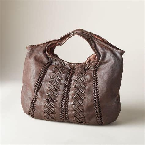 Anoushka Leather Wrap Hobo by Hug Me Hobo Robert Redford S Sundance Catalog