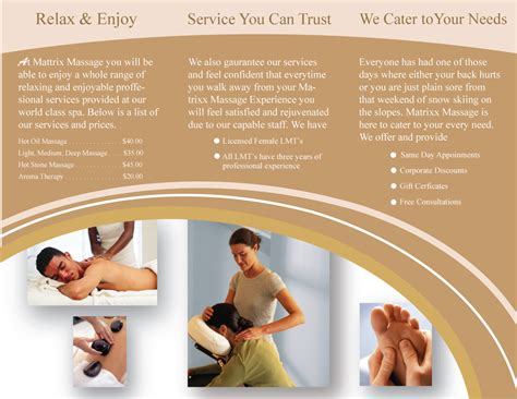 massage brochure continued by danstosich on deviantart
