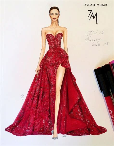 fashion illustration of gowns best 25 drawing fashion ideas on fashion design sketches fashion illustration