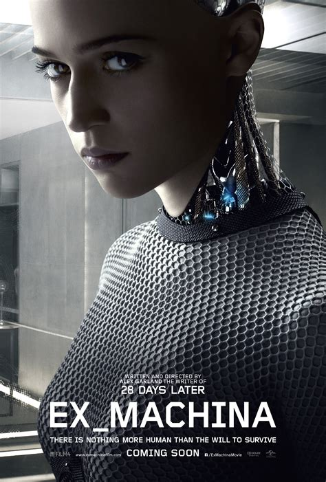 ex machina cast ex machina film review tiny mix tapes