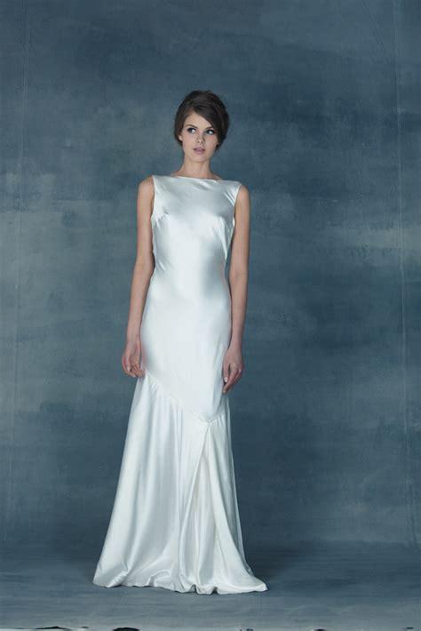 Vintage Silk Wedding Dresses by Silk Vintage Wedding Dress