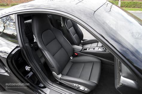 porsche 911 interior back 2014 porsche 911 turbo s review page 3 autoevolution