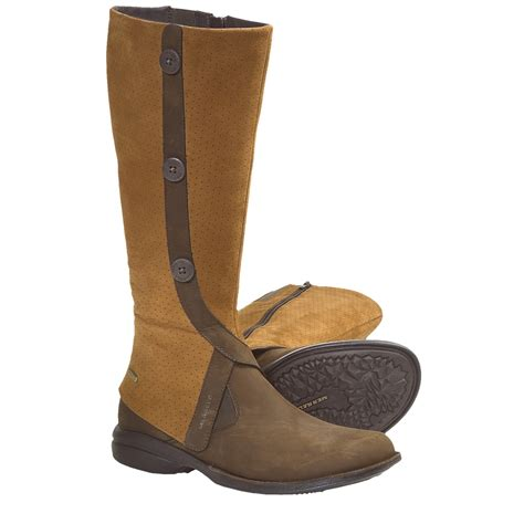 merrell captiva high leather boots for save 55